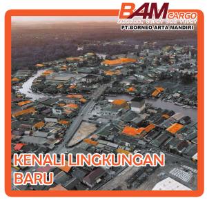 Kenali Lingkungan Anda Pindah Rumah (BAM Cargo)