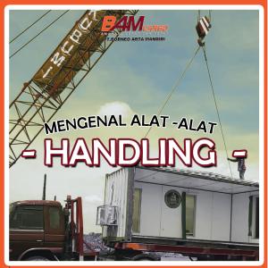 Macam - Macam Alat Handling Manual