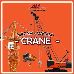 Macam - macam Crane - BAM Cargo