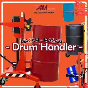 Macam - Macam Drum Handler - BAM Cargo
