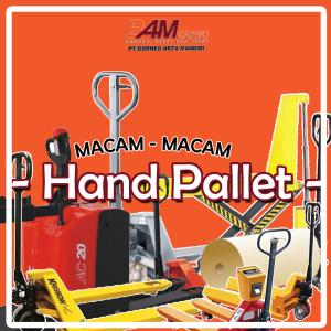 Macam - Macam Hand Pallet - BAM Cargo