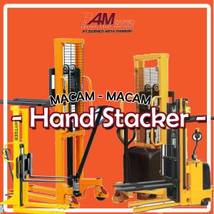 Macam - Macam Hand Stacker - BAM Cargo