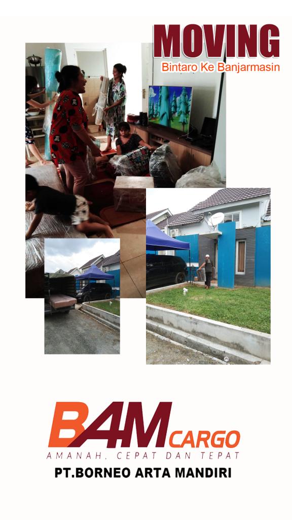 Layanan BAMcargo Pindahan Rumah Antar Pulau