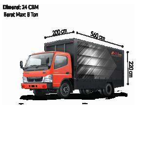 cdd-box truck BAMCargo